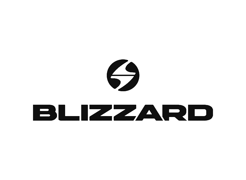 White Storm Ski Hire Shops stock Blizzard skis